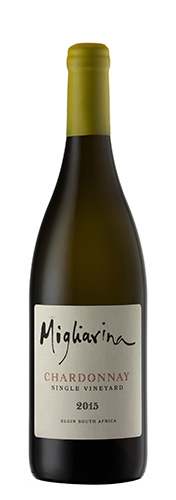 Migliarina Single Vineyard Chardonnay 2015